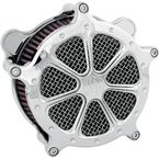 Speed 7 Venturi Chrome Air Cleaner - 0206-2004-CH