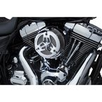 Chrome Tri-Bar Aircleaner - 35152