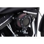 Black RPT Air Intake - 606-0102-05B