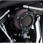 Black RPT Air Intake - 606-0100-05B