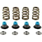 Beehive Valve Spring Kit w/Tool Steel Retainers - 9713-KIT