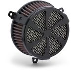 Black Swept-Style Air Cleaner Kit  - 606-101-01B