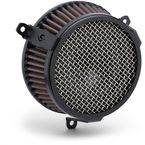 Black Plain-Style Air Cleaner Kit  - 606-101-03B