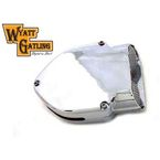 Chrome V-Charger Air Cleaner - 34-0620