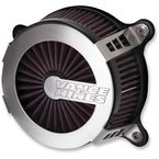 Brushed Aluminum VO2 Cage Fighter Air Intake Kit  - 70066