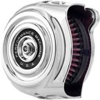 Chrome Vintage Air Cleaner - 0206-2131-CH