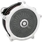 Chrome Super Gas Air Cleaner - 0206-2129-CH