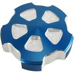 Blue Gas Cap - 60-460-6