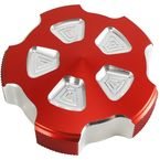 Red Gas Cap  - 60-460-7