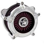Chrome Turbine Air Cleaner - 0206-2138-CH