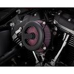 Wrinkle Black VO2 Rogue Air Intake - 40085