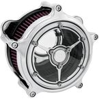 Chrome Clarity Air Cleaner  - 0206-2137-CH