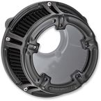 Black  Method Clear Series Air Cleaner - 18-965