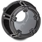 Black  Method Clear Series Air Cleaner - 18-967