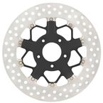11.8 in Black Ops Front Hutch 2-piece Brake Rotor - 01331800HUTSSMB