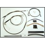 Designer Series Handlebar Installation Kit for use w/12 in.- 14 in. Ape Hanger Handlebars(Non-ABS) - 487571