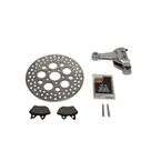 Rear 4 Piston Caliper and 11 1/2 in. Disc Kit - 23-1091