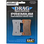 Front Premium Sintered Metal Brake Pads OEM #41300102 - 1721-2461