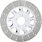 Revolt Front Left Floating Brake Rotor - COG117124CLF2K