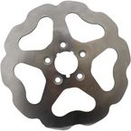 Solid-Mount Rear Wave Brake Rotor - DF682W