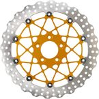 Gold Ops Two Piece Front Speedstar Brake Rotor - 0133-3060S-G