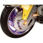 LED Tri Color Lighted Front Rotor - 52-624