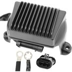 Black Premium Voltage Regulator - 2112-1034