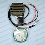 Hot Shot Lithium Ion Battery Compatible Rectifier/Regulator - 14-135H