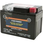Sealed Factory Activated Battery - CTX4L FA