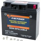 Sealed Factory Activated Battery - 51913