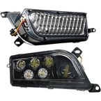 2-Piece LED Headlight Conversion Kit - BL-LEDRZR100