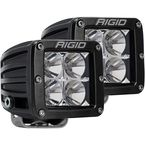 Black D-Series Pro Hybrid Flood Lights - 202113