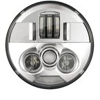 Chrome 5.75 in. ProBeam LED Headlight - PB-575-C