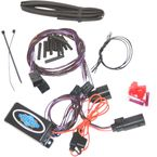 Dynamic Sequential Plug and Play Run/Turn/Brake Signal Module w/Load Equalizer - ILL-SD-SR