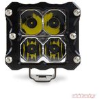Black Single Quattro Spot Light - LB-6SQT111