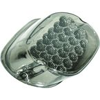 Smoke Slantback Honeycomb LED Taillight - LLC-SHTL-S