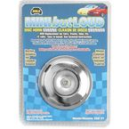 Chrome Mini Disc Style Horn - 250-2T