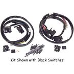 Chrome Handlebar Switch Kit - 12044