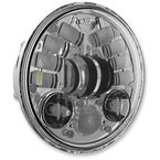 Chrome 12V LED 5 3/4