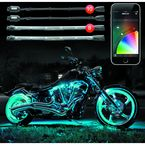 App Controlled XKchrome Advanced Kit - KS-MOTO-ADVANCE
