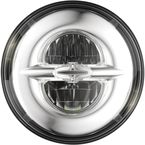 7 in. Reflector Style Headlight - 2001-1334
