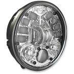 Chrome Model 8691 LED 5 3/4