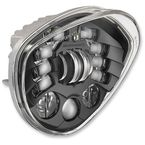 Black Model 8695 Adaptive Headlight - 0552801