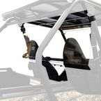Rear Windshield Back Panel Combo - 1466