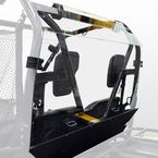Rear Windshield Back Panel Combo - 2762