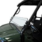 Clear Half-Fixed Windshield - 2523