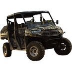 Clear  UTV Flare Windsheild Kit - 2317-0409
