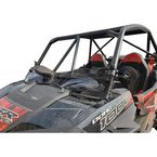 Dark Smoke UTV Flare Windsheild Kit - 2317-0424