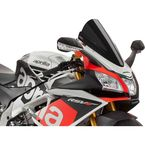 Black Racing Windshield - 7614N