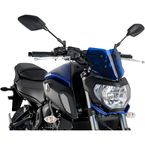 Blue Naked New Generation Sport Windshield - 9666A